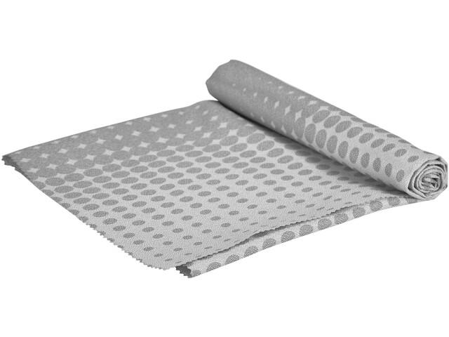 PackTowl Nano Handtuch gray pixel